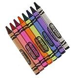 Crayola 52-8908 Bulk Multi-Color Crayons - 3000 / CS