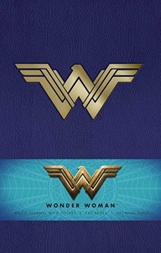 Free DC Comics: Wonder Woman Hardcover Ruled Journal<br />K.I.N.D.L.E