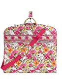 "VERA BRADLEY GARMENT TRAVEL BAG - ""TEA GARDEN"" Pattern"