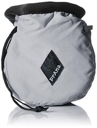 prAna Chalk Bag with Belt, One Size, Silver