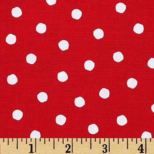 Cherry Seuss ABC Dots Robert Kaufman Dr