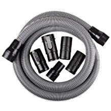 WORKSHOP Wet/Dry Vacs WS17823A 1-7/8-Inch X 10-Feet Contractor Hose for Wet Dry Shop Vacuum