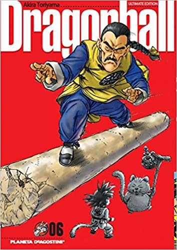 Dragon Ball Nº 06/34 por Akira Toriyama epub