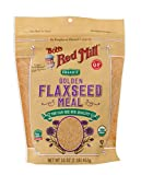 Bob's Red Mill Organic Golden Flaxseed Meal, 16-ounce