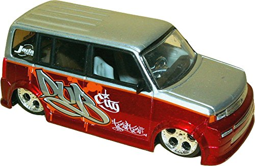 DUB CITY / Scion xB Red / 1:64 die cast collectible replica
