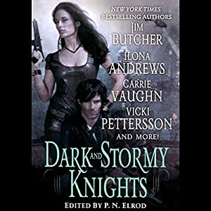 Dark and Stormy Knights Audiobook