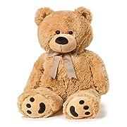 Big Teddy Bear 30  - Tan