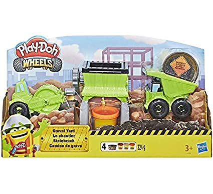 Hasbro European Trading,B.V. Playdoh Camion de Grava Incluye ...