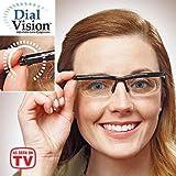 Dial Vision Adjustable Lens Eyeglasses - Best Reviews Guide