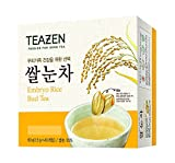 TEAZEN Korean Embryo Rice Bud Tea, Strengthen Body Health and Purify Blood, 60g