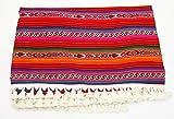 "Tablecloth New design South American Inka Peruvian Fabric Native Table Cover 48"" x 78"" Peru Bolivia Ecuador"