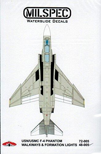 MilSpec Decals CAMMS48005 1:48 USN/USMC F-4 Phantom for sale  Delivered anywhere in USA