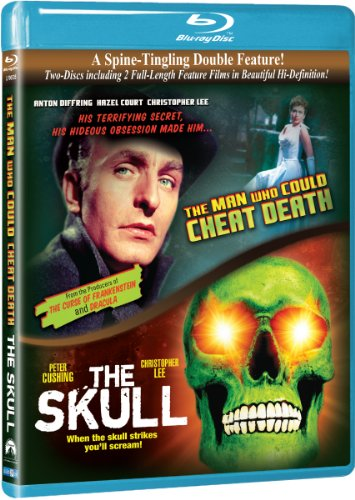 The Man Who Could Cheat Death / The Skull [Blu-ray] (Hammer Horror Blu Ray Collection)