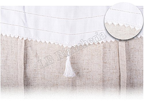Tende Country Shabby : Amazon r p vorhänge marsiglia country shabby chic provence