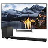 """Sony XBR-75X900E 75"""" 4K Ultra HD LED Smart TV with Wi-Fi and Bluetooth with HT-ST5000 7.1.2ch 800W Dolby Atmos Sound Bar"""