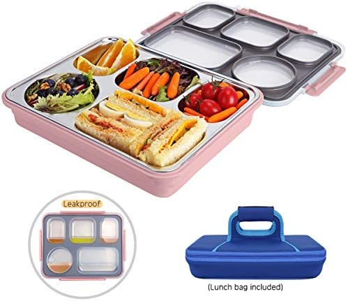 Removable Stainless Leakproof Compartments Adults product image