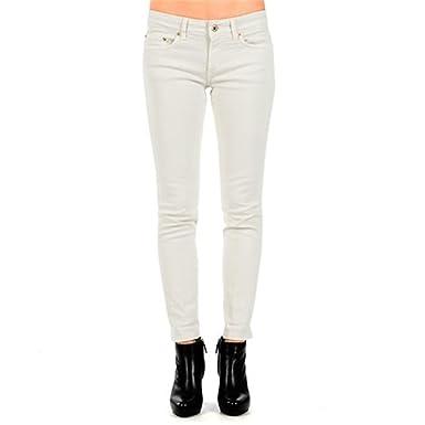 DONDUP Jeans Donna p692 b5009dv PTD 000 Monroe Bianco