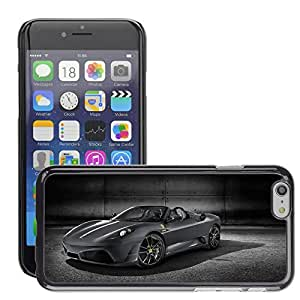 CarCase Slim Case Cover Backcover Frame Shell Apple iPhone 6 - 4.7 inch // ferrari scuderia spider 16m 8 //