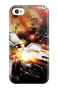 High Quality Ekrhrqy9793WhmvQ Games Tpu Case For Iphone 4/4s