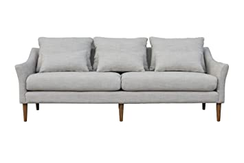 Amazon.com: Calista Sofa Beige Dimensions 82.5