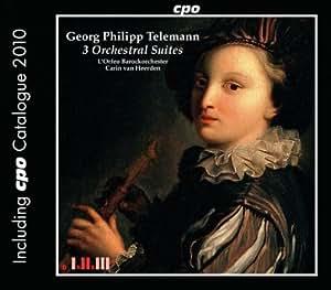 3 Suites Orquestales Catalogo Cpo