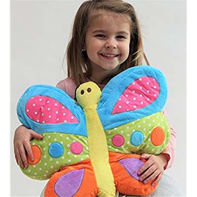 Snuggle Stuffs Brilliant Butterfly 14