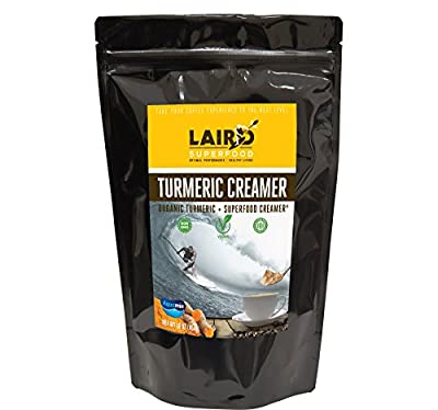 NEW! Laird Superfood Turmeric Creamer from Laird Superfood