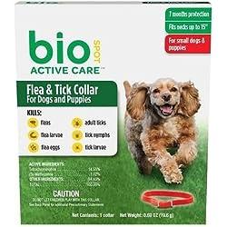 Bio Spot Active Care Flea & Tick Collar For Small Dogs