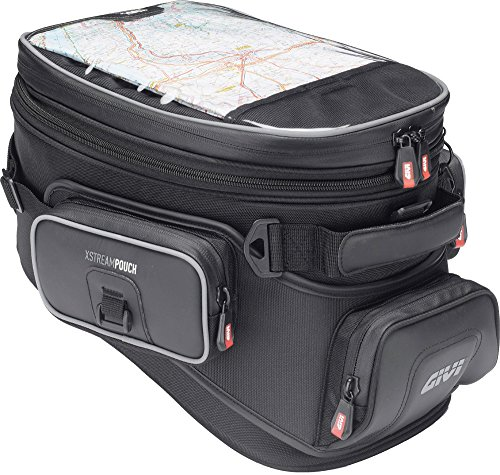 Givi XStream Tank Bag (20 Liter) (Black)
