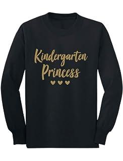 Kindergarten Princess Cute Back to School Toddler Raglan 3//4 Sleeve Baseball Tee