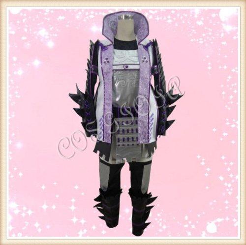 コスプレ衣装 戦国BASARA3 石田三成 第一  衣装 女性サイズS B00JZPQZZA