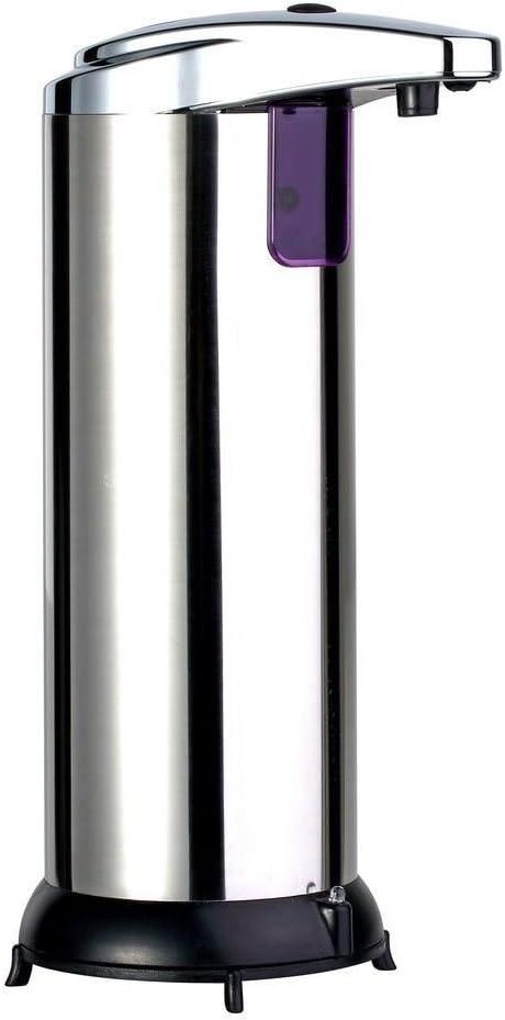 Stainless Steel Handsfree Automatic Ir Sensor Touchless Soap Liquid Dispenser: Home & Kitchen