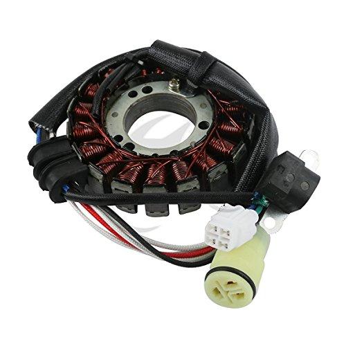 TCMT Magneto Generator Alternator Engine Motor Stator Coil For Replace 5LP-81410-00-00, 5LP-81410-02-00