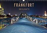 Frankfurt Skylights / UK-Version 2017: Skylines and Tower of Frankfurt am Main (Calvendo Places)