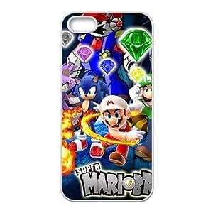 iPhone 5,5S Phone Case Super Mario Bros Q21Q387995