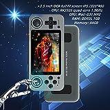 Hzemci Handheld Game Console - 3.5-Inch RG351M HD