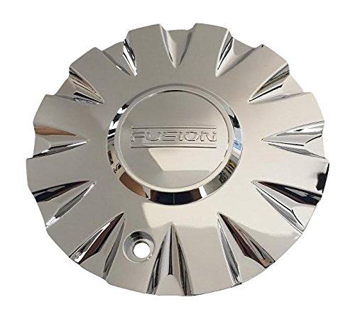 Fusion Wheels CAP663L156 Cap 663L156 Chrome Wheel Center Cap
