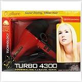 Allure Turbo 4300 Tourmaline/Ceramic/Ionic Hair Dryer
