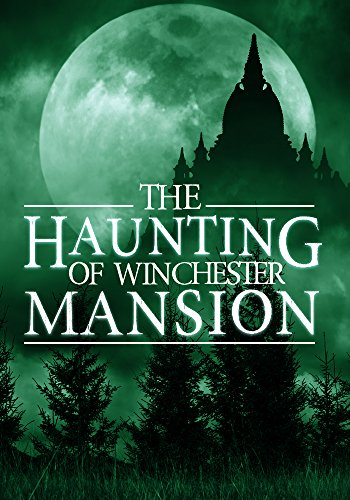 The Haunting of Winchester Mansion: Book -