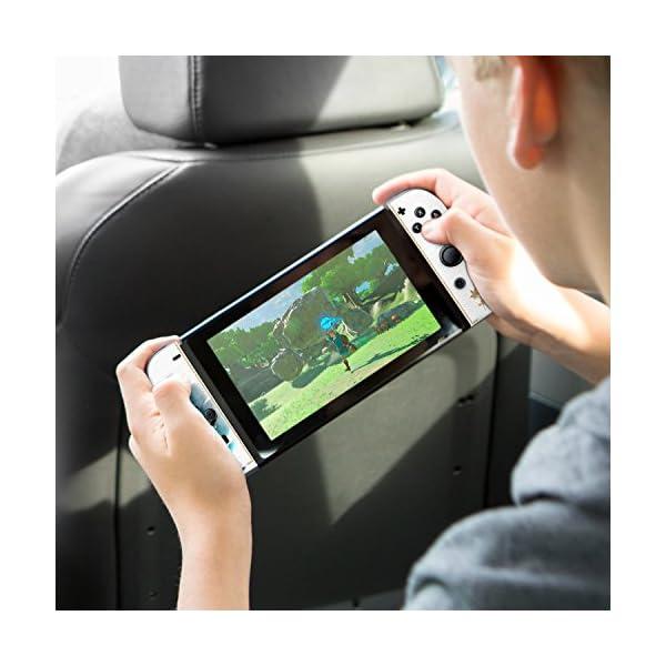 "Controller Gear Nintendo Switch Skin & Screen Protector Set Officially Licensed By Nintendo - The Legend of Zelda: Breath of the Wild: ""Princess Zelda"" - Nintendo Switch 7"