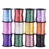 Ribbon Assorted Pack of 12