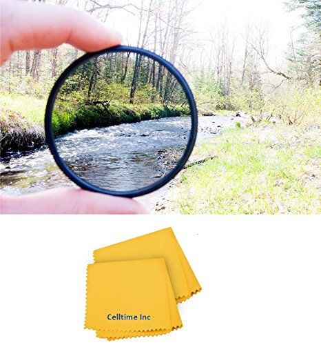49mm High Definition Multi-Coated Neutral Density (ND4) Filter for Panasonic HC-X900M Cameras