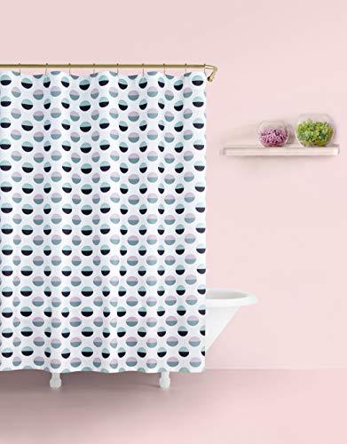 Kate Spade New York Half Dot Shower Curtain, 72