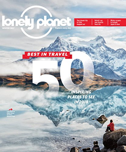 Lonely Planet Magazine  Us
