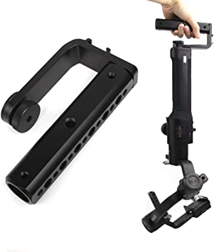 Hurricanes Ronin SC//S Universal Handheld Grip 1//4 Screw Handlegrip Fixed Holder Mount for DJI Ronin Gimbal