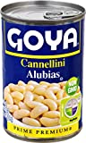 Goya Foods Cannellini Beans, 15.5-Ounce (Pack of 24)