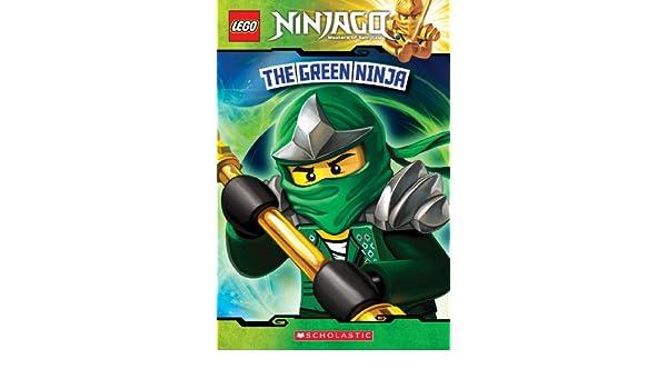The Green Ninja (LEGO Ninjago: Reader) (LEGO Ninjago Reader ...