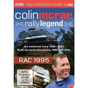 Colin Mcrae Rally Legend And Rac Rally [DVD] [Alemania]