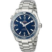 Omega Seamaster Planet Ocean 600 M Titanium Men's Watch (Blue)