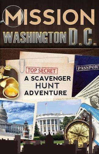 Mission Washington D C Scavenger Adventure product image
